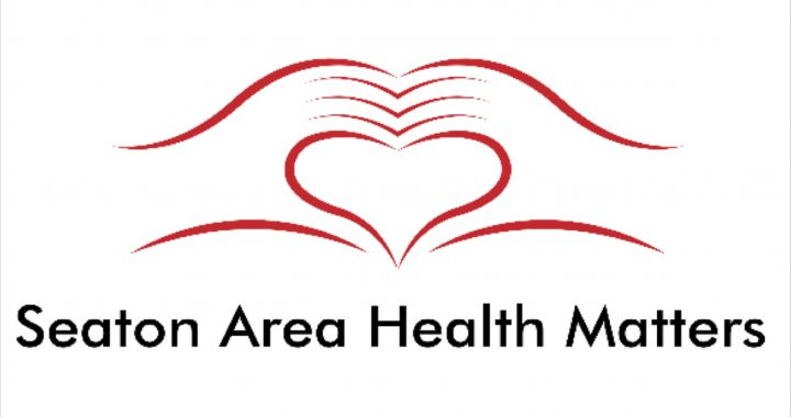 Seaton Health Matters Logo Hospital